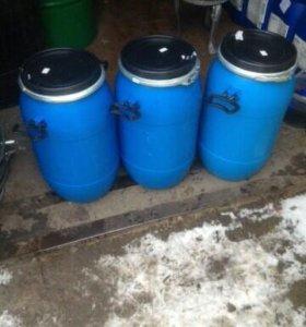 Бочки 35 литров