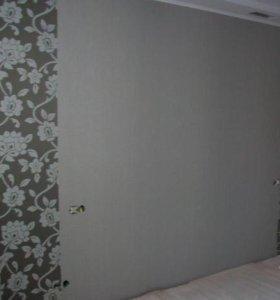Комплексный ремонт квартир домов для офисов.