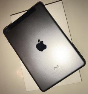 iPad mini, + 3G, WiFi cell, 16GB, Space Gray