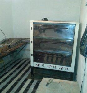 Хлебопекарная печь хпэ-500