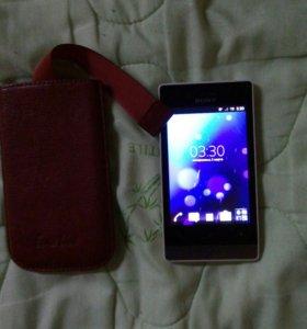 Телефон Sony Xperia miro/st 23 i
