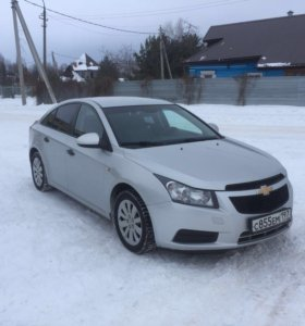 Продаю Chevrolet Cruze I Седан 1.6 МТ (109 л.с.)