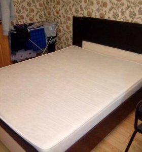 Кровать. двухспалка.