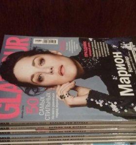 Журналы glamour