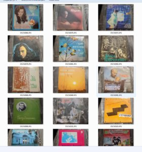 Виниловые пластинки LP 70-х, 80-х