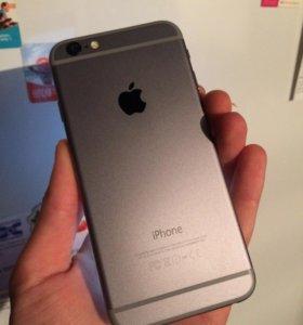 iPhone 6 16Gb (серый космос)