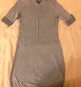 Трикотажное платье Mango