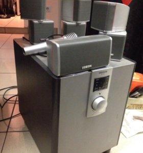 Комплект акустической системы 4.1  odeon