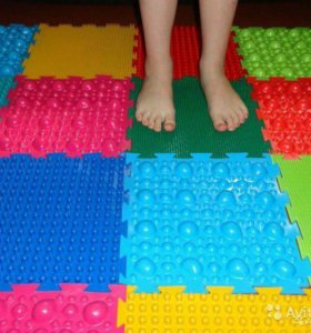 Ортопедические коврики ОРТО для детей