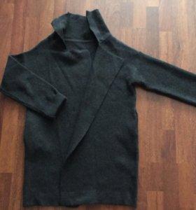 Кофта-пальто