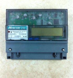 Электросчетчик Меркурий 231 АТ-01i много тарифный