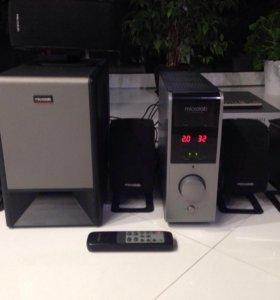 Активная акустическая система 5.1 microlabX23