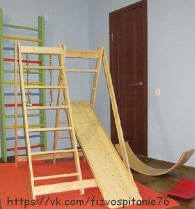 Детский комплекс 4 в 1