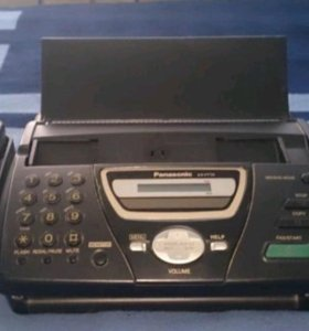 Телефон факс 📠