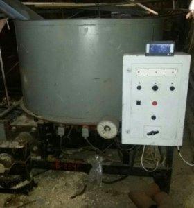 Оборудование для производства топлевных брикетов
