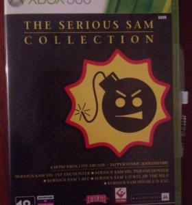 Serious Sam XBOX360