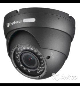 Камера видеонаблюдения c ик подсветкой
