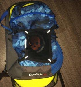 Рюкзак Reebok blue