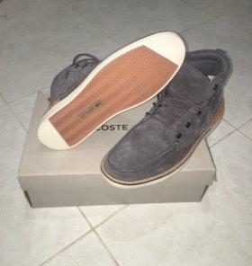 Обувь Lacoste  новые