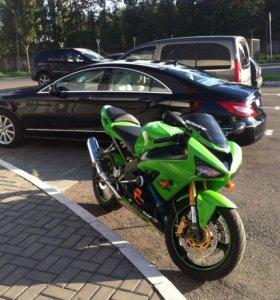 Kawasaki ZX6RR