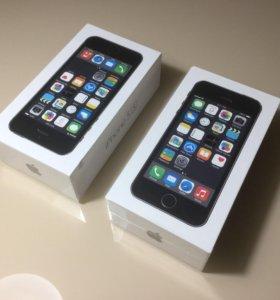IPhone 5s 16/32 Гб (новые на гарантии)