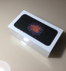 Iphone SE 16/64 Гб (новые 1 год гарантии)