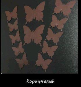 бабочки декор