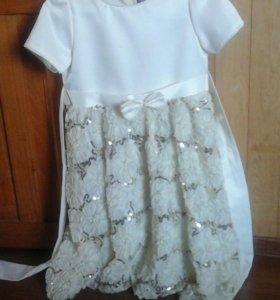 Платье.На девочку