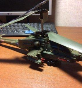 Вертолёт на радиоуправление
