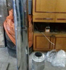 Труба для баньки печки продам