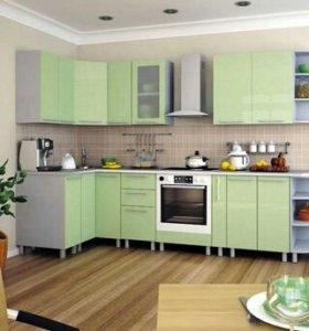 Сборка мебели, установка кухон.89144513182