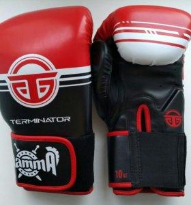 Перчатки боксерские FLAMMA TERMINATOR 2.0