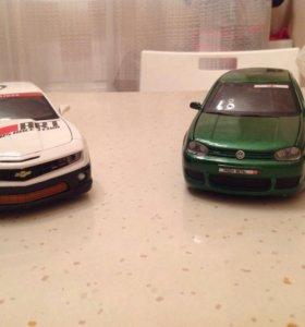 Chevrolet comaro 4+ и wolfsswage golf 5