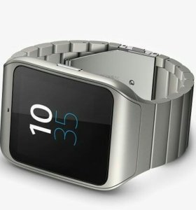 Sony smartwatch 3 steel