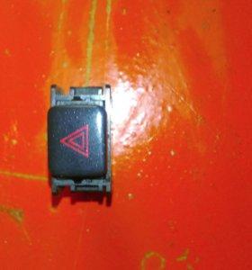 Кнопка аварийки чайзер90