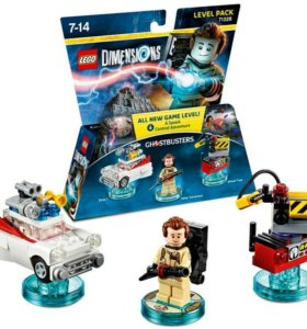 Lego Dimensions 71228 LEVEL PACK: GHOSTBUSTERS