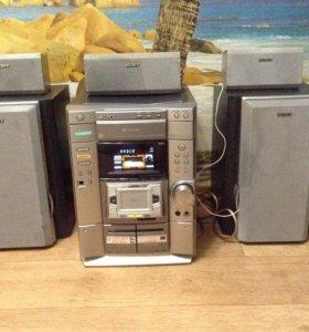 Sony mhc-dp 800av