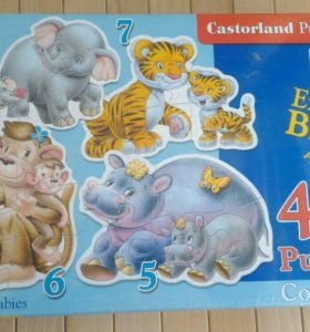 Пазл Costorland 4 Puzzle