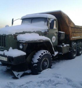 Урал 95г с двигателем ямз 238