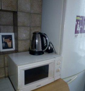 Продам холодильник БИРЮСА двухкамерный б\у