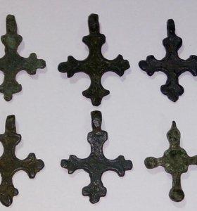 Старинные кресты