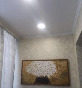 Картина с багетом,масляная краска.