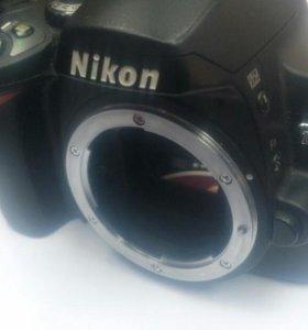 NikonD40 body