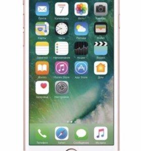 iPhone 6s 16gb розовый
