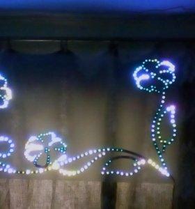 LED витржи