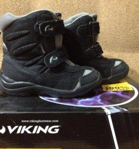 Зимние ботинки Viking 28р-р