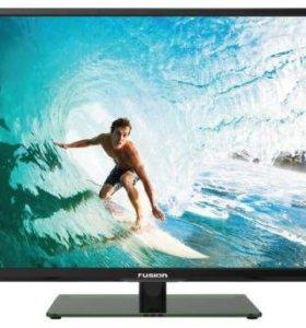 Телевизор Fusion. 81 см. Новый.