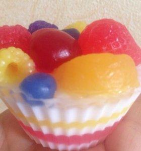 Мыльная пироженка