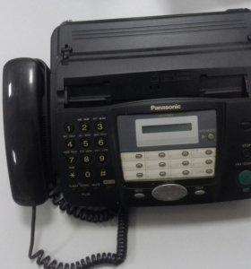 Факс Panasonic KX-FT902RU (б/у)