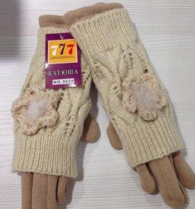 Перчатки новые с этикеткой
